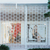 Security Grille Door Solutions in the Design Project