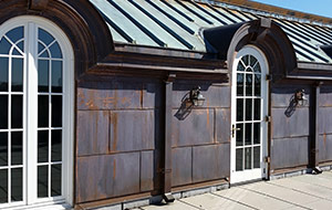 Copper Roofing, Flashing and Gutter Systems