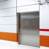 Specialty Steel Doors: A Primer on Acoustic, Tornado, Stainless Steel and More