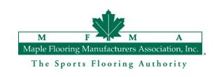 Maple Flooring Manufacturers Assn, Inc. MFMA
