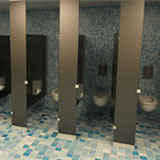Sustainable Washroom Design for Partitions and Accessories (Beyond LEED)